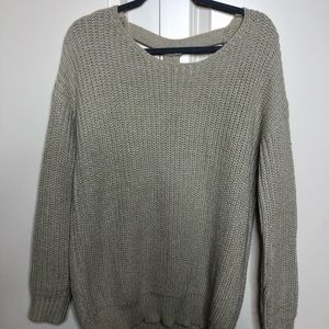 Urban Outfitters Sparkle & Fade Sweater
